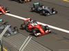 GP AUSTRALIA, 20.03.2016 - Gara, Sebastian Vettel (GER) Ferrari SF16-H pass Nico Rosberg (GER) Mercedes AMG F1 W07 Hybrid