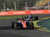 GP AUSTRALIA, 20.03.2016 - Gara, Pascal Wehrlein (GER) Manor Racing MRT05 davanti a Felipe Nasr (BRA) Sauber C34