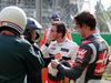 GP AUSTRALIA, 20.03.2016 - Gara, Crash, Fernando Alonso (ESP) McLaren Honda MP4-31 e Esteban Gutierrez (MEX) Haas F1 Team VF-16