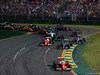 GP AUSTRALIA, 20.03.2016 - Gara, Start of the race, Sebastian Vettel (GER) Ferrari SF16-H