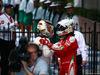 GP AUSTRALIA, 20.03.2016 - Gara, secondo Lewis Hamilton (GBR) Mercedes AMG F1 W07 Hybrid e terzo Sebastian Vettel (GER) Ferrari SF16-H