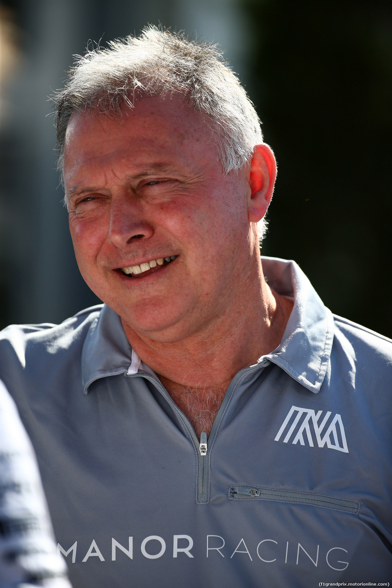 GP AUSTRALIA, 17.03.2016 - Dave Ryan, Manor Racing, Racing Director