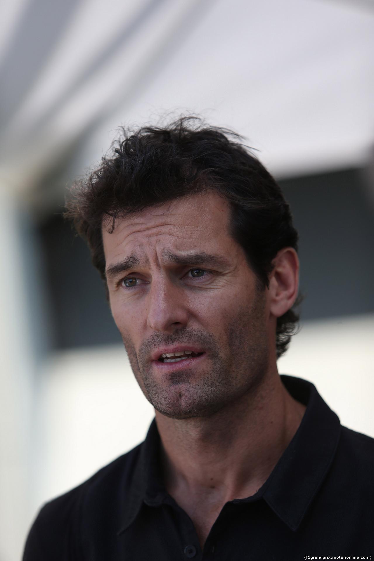 GP AUSTRALIA, 17.03.2016 - Marc Webber (AUST)