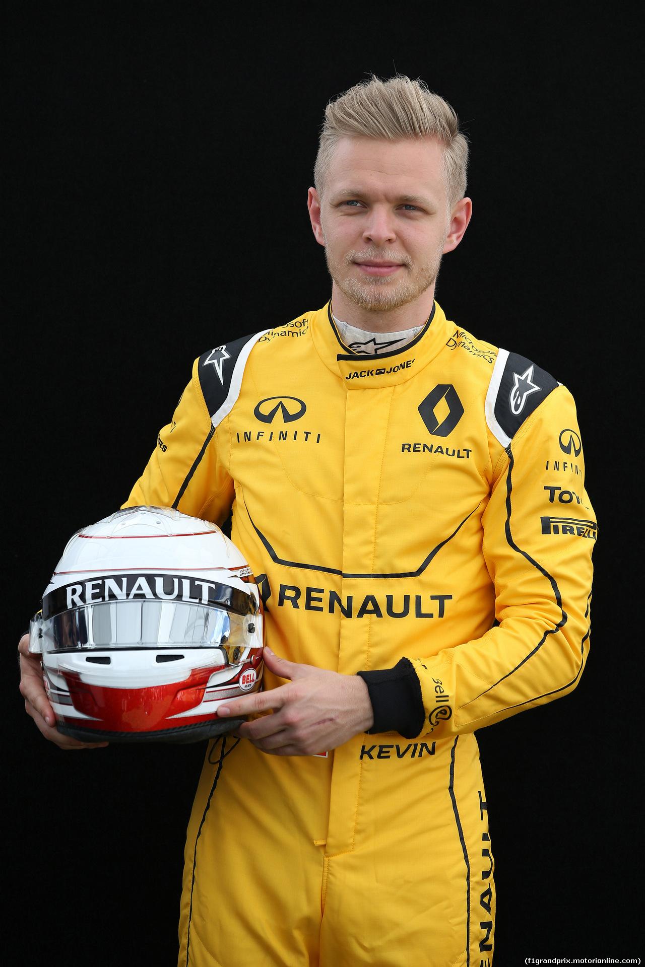 GP AUSTRALIA, 17.03.2016 - Kevin Magnussen (DEN) Renault Sport F1 Team RS16