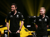 GP AUSTRALIA, (L to R): Jolyon Palmer (GBR) Renault Sport F1 Team e Kevin Magnussen (DEN) Renault Sport F1 Team at the Renault Sport F1 Team RS16 livery reveal. 16.03.2016.
