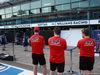 GP AUSTRALIA, 16.03.2016 - Preparation Day, Pit lane