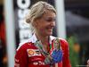 GP AUSTRALIA, 17.03.2016 - Britta Roeske (AUT) Ferrari Press Officer.