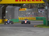 GP AUSTRALIA, 18.03.2016 - Free Practice 1, Marcus Ericsson (SUE) Sauber C34 e Pascal Wehrlein (GER) Manor Racing MRT05