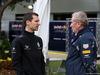 GP AUSTRALIA, 18.03.2016 - Free Practice 2, Helmut Marko (AUT), Red Bull Racing, Red Bull Advisor (R)