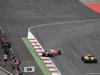 GP AUSTRIA, 03.07.2016 - Gara,Sebastian Vettel (GER) Accident Ferrari SF16-H