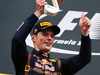 GP AUSTRIA, 03.07.2016 - Gara, Max Verstappen (NLD) Red Bull Racing celebrates his second position on the podium.