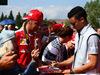 GP AUSTRIA, 02.07.2016 - Autograph session,Pascal Wehrlein (GER) Manor Racing MRT05