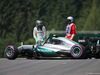 GP AUSTRIA, 02.07.2016 Free Practice 3, Nico Rosberg (GER) Mercedes AMG F1 W07 Hybrid crashed in the third practice session.