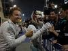 GP BAHRAIN, 03.04.2016 - Gara, Nico Rosberg (GER) Mercedes AMG F1 W07 Hybrid vincitore e terzo Lewis Hamilton (GBR) Mercedes AMG F1 W07 Hybrid