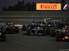 GP BAHRAIN, 03.04.2016 - Gara, Start of the race, Crash, Lewis Hamilton (GBR) Mercedes AMG F1 W07 Hybrid