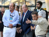 GP BAHRAIN, 03.04.2016 - Gara, Jean Alesi (FRA) e Bernie Ecclestone (GBR), President e CEO of FOM