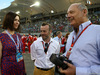 GP BAHRAIN, 03.04.2016 - Gara, Ron Dennis (GBR) McLaren Executive Chairman