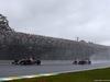 GP BRASILE, 13.11.2016 - Gara, Daniil Kvyat (RUS) Scuderia Toro Rosso STR11 e Carlos Sainz Jr (ESP) Scuderia Toro Rosso STR11