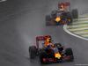GP BRASILE, 13.11.2016 - Gara, Max Verstappen (NED) Red Bull Racing RB12 davanti a Daniel Ricciardo (AUS) Red Bull Racing RB12