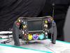 GP CANADA, 12.06.2016 - Gara, The steering wheel of Lewis Hamilton (GBR) Mercedes AMG F1 W07 Hybrid