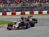 GP CANADA, 12.06.2016 - Gara, Daniil Kvyat (RUS) Scuderia Toro Rosso STR11 e Carlos Sainz Jr (ESP) Scuderia Toro Rosso STR11