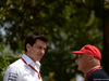 GP CINA, 17.04.2016 - Toto Wolff (GER) Mercedes AMG F1 Shareholder e Executive Director e Nikki Lauda (AU), Mercedes