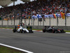 GP CINA, 17.04.2016 - Gara, Jenson Button (GBR)  McLaren Honda MP4-31 e Felipe Massa (BRA) Williams FW38