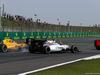 GP CINA, 17.04.2016 - Gara, Valtteri Bottas (FIN) Williams FW38 e Jolyon Palmer (GBR) Renault Sport F1 Team RS16
