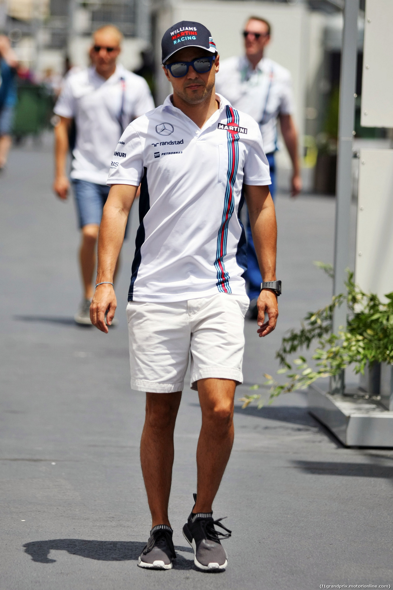 GP EUROPA, Felipe Massa (BRA) Williams.