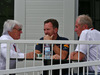 GP EUROPA, 19.06.2016 - (L to R): Bernie Ecclestone (GBR) with Christian Horner (GBR) Red Bull Racing Team Principal e Dr Helmut Marko (AUT) Red Bull Motorsport Consultant.