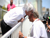 GP EUROPA, (L to R): Bernie Ecclestone (GBR) with Hermann Tilke (GER) Circuit Designer.