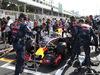 GP EUROPA, griglia: Daniel Ricciardo (AUS) Red Bull Racing RB12