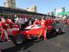 GP EUROPA, griglia: Sebastian Vettel (GER) Ferrari SF16-H