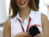 GP EUROPA, 19.06.2016 - Gara, Ragazza in the paddock