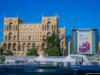 GP EUROPA, Baku city, Atmosfera.