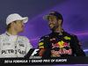 GP EUROPA, Qualifiche Nico Rosberg (GER) Mercedes AMG F1 W07 Hybrid