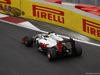 GP EUROPA, Qualifiche session, Esteban Gutierrez (MEX) Hass F1 Team