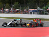 GP GERMANIA, 31.07.2016 - Gara, Max Verstappen (NED) Red Bull Racing RB12 e Nico Rosberg (GER) Mercedes AMG F1 W07 Hybrid