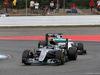 GP GERMANIA, 31.07.2016 - Gara, Nico Rosberg (GER) Mercedes AMG F1 W07 Hybrid e Felipe Massa (BRA) Williams FW38