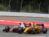 GP GERMANIA, 31.07.2016 - Gara, Esteban Gutierrez (MEX) Haas F1 Team VF-16 e Kevin Magnussen (DEN) Renault Sport F1 Team RS16
