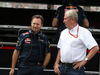 GP GERMANIA, 31.07.2016 - Gara, Christian Horner (GBR), Red Bull Racing, Sporting Director e Helmut Marko (AUT), Red Bull Racing, Red Bull Advisor