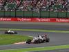 GP GIAPPONE, 09.10.2016 - Gara, Romain Grosjean (FRA) Haas F1 Team VF-16 davanti a Esteban Gutierrez (MEX) Haas F1 Team VF-16