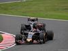 GP GIAPPONE, 09.10.2016 - Gara, Daniil Kvyat (RUS) Scuderia Toro Rosso STR11 davanti a Carlos Sainz Jr (ESP) Scuderia Toro Rosso STR11