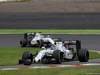 GP GIAPPONE, 09.10.2016 - Gara, Valtteri Bottas (FIN) Williams FW38 davanti a Felipe Massa (BRA) Williams FW38