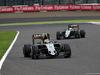 GP GIAPPONE, 09.10.2016 - Gara, Sergio Perez (MEX) Sahara Force India F1 VJM09 e Nico Hulkenberg (GER) Sahara Force India F1 VJM09