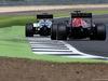 GP GRAN BRETAGNA, 10.07.2016 - Gara, Daniil Kvyat (RUS) Scuderia Toro Rosso STR11 e Felipe Massa (BRA) Williams FW38