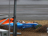 GP GRAN BRETAGNA, 10.07.2016 - Gara, Crash, Pascal Wehrlein (GER) Manor Racing MRT05
