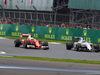 GP GRAN BRETAGNA, 10.07.2016 - Gara, Sebastian Vettel (GER) Ferrari SF16-H e Felipe Massa (BRA) Williams FW38
