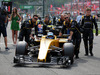 GP ITALIA, 04.09.2016 - Gara, Jolyon Palmer (GBR) Renault Sport F1 Team RS16