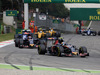 GP ITALIA, 04.09.2016 - Gara, Carlos Sainz Jr (ESP) Scuderia Toro Rosso STR11 davanti a Daniil Kvyat (RUS) Scuderia Toro Rosso STR11